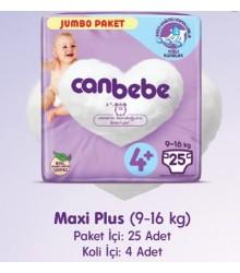 CANBEBE JUMBO MAXİ PLUS 9-16 KG
