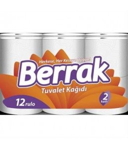 ULTRA BERRAK TUVALET KAGIDI 12'Lİ