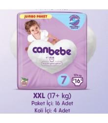 CANBEBE JUMBO EXTRA EXTRA LARGE 17 KG
